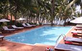 Coconut Bay Beach Resort Kovalam Kerala 3 Star Resort In Kovalam Coconut Bay Beach Resort