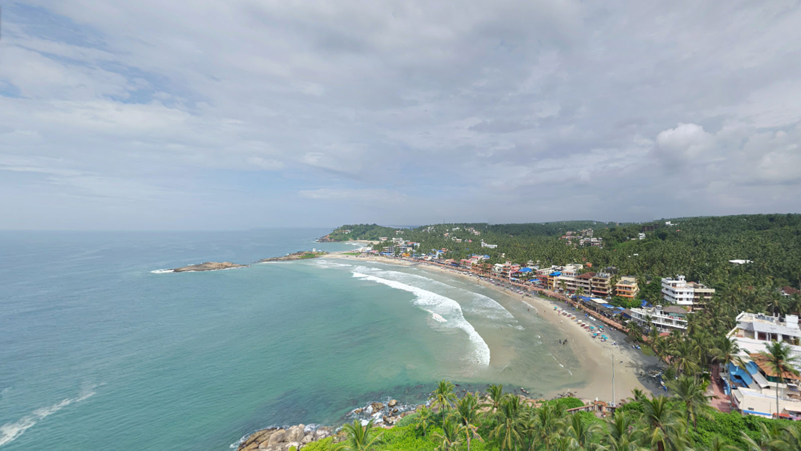 Enjoy Tour packages in  Kovalam