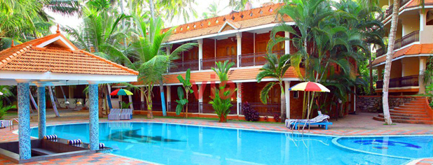 Hotel Jasmine Palace Kovalam Kerala India